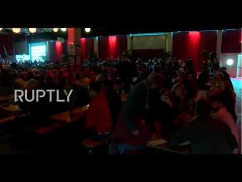 LIVE: Fans Gather For Bayern Munich Vs Borussia Dortmund Watch Party
