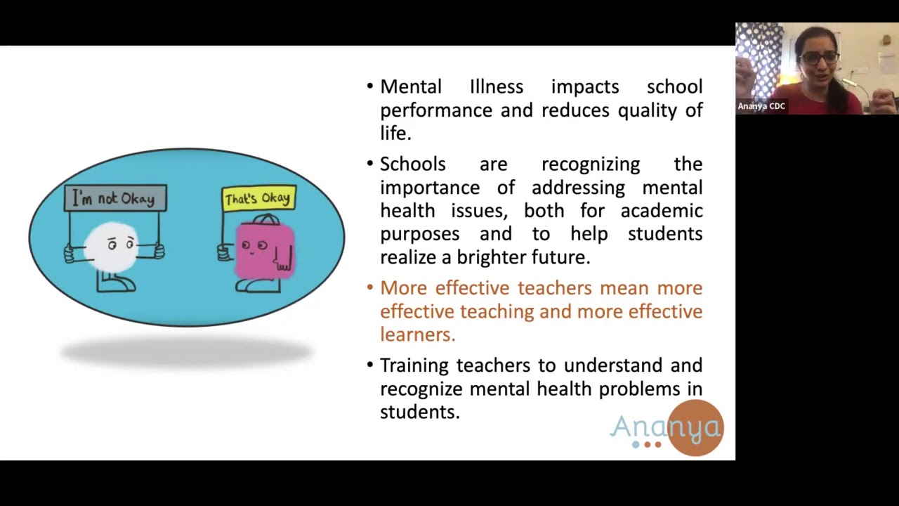 Understanding the Impact of Mental Health Issues on School Performance