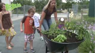 Growums: Garden In A Wheelbarrow