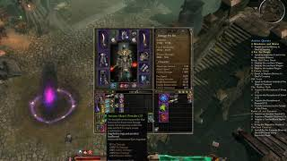 Grim Dawn Eye Of Reckoning Build - Arcanist/Oathkeeper (2019)