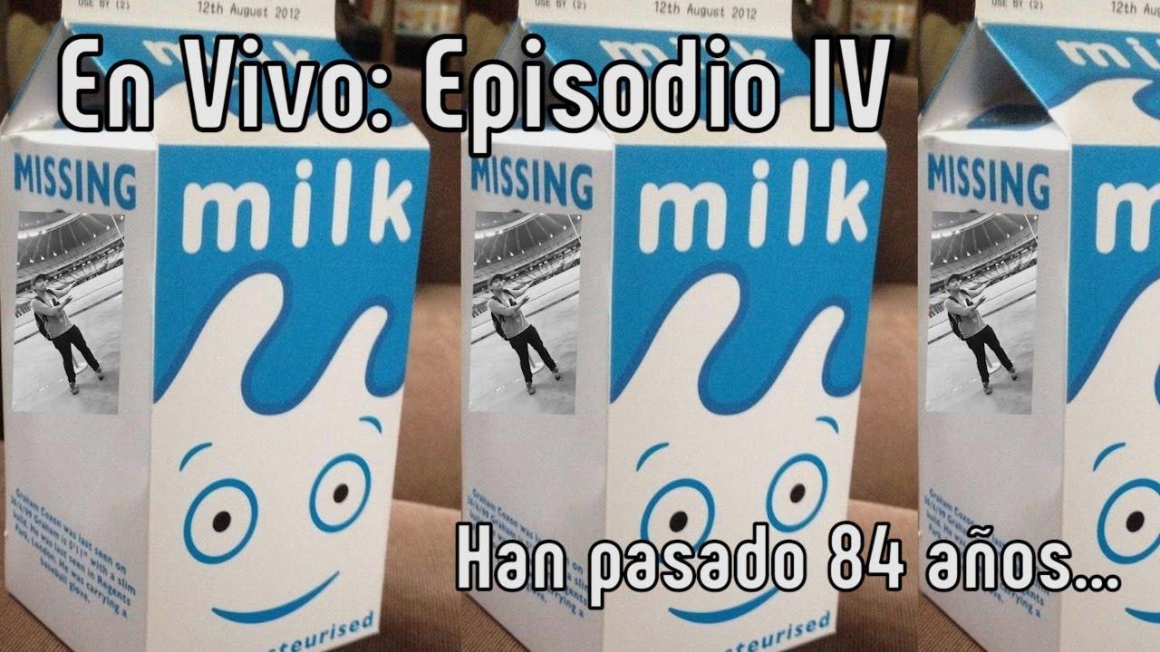 En Vivo: Episodio IV- Han pasado 84 años...