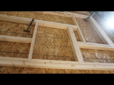 Tiny House Framing Work | HomeSteadHow - YouTube
