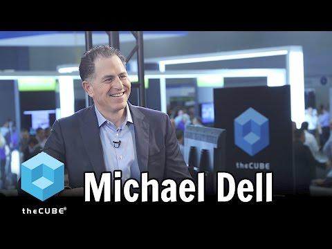 Michael Dell, Dell Technologies - Dell EMC World 2016 - #DellEMCWorld - #theCUBE