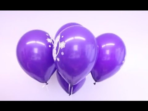 how to tie a bunch of helium balloons together with a handle youtube. Black Bedroom Furniture Sets. Home Design Ideas