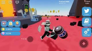 ROBLOX Unboxing Simulator #1
