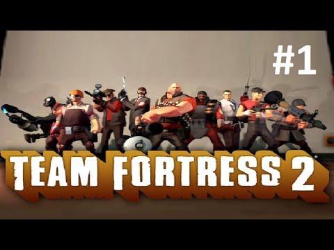 Team Fortress - Bölüm 1- Bıçakçı Baba :D