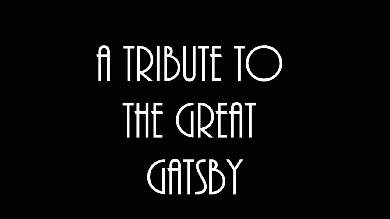 jay gatsby eulogy