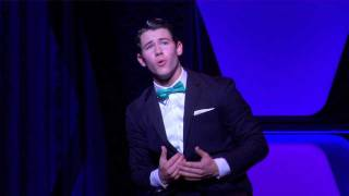 "Nick Jonas Sings ""Rosemary"" in HOW TO SUCCEED IN BUSINESS WITHOUT REALLY TRYING"