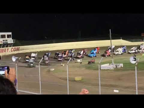 410 Sprint Cars 34 Raceway 7-29-19