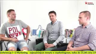 Konkurs Google Online Marketing Challenge - Wojciech Czart i Michał Paszyn
