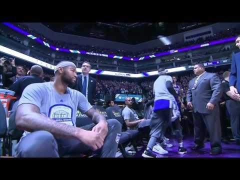 Sacramento Kings Welcome World to Golden 1 Center