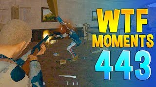 PUBG Daily Funny WTF Moments Highlights Ep 443