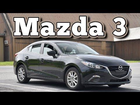2014 Mazda 3 Sedan 6MT: Regular Car Reviews