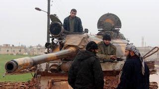أخبار عربية - المعارضة تسيطر على قباسين ومقاتليها على تخوم مدينة الباب شرقي حلب