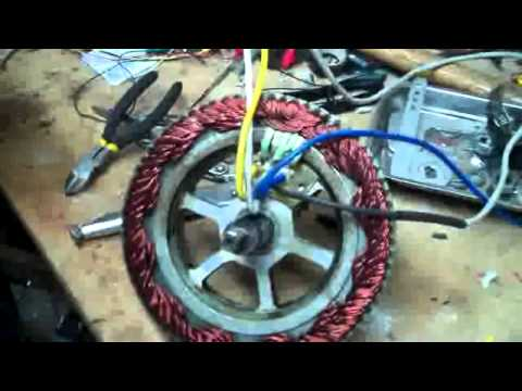 e bike core hub motor repair youtube rh youtube com