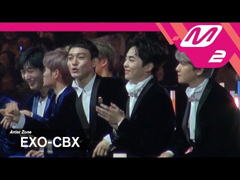 [2017MAMA x M2] EXO-CBX Reaction to AKB48's Performance
