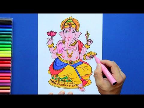 how-to-draw-lord-ganesha