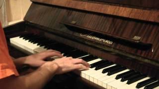 Karnivool - C.O.T.E. (piano cover)(Сразу извиняюсь за качество, снимал в HD, но при конвертировании качество рухнуло)) Sorry about quality Заявки на..., 2012-01-07T16:49:29.000Z)