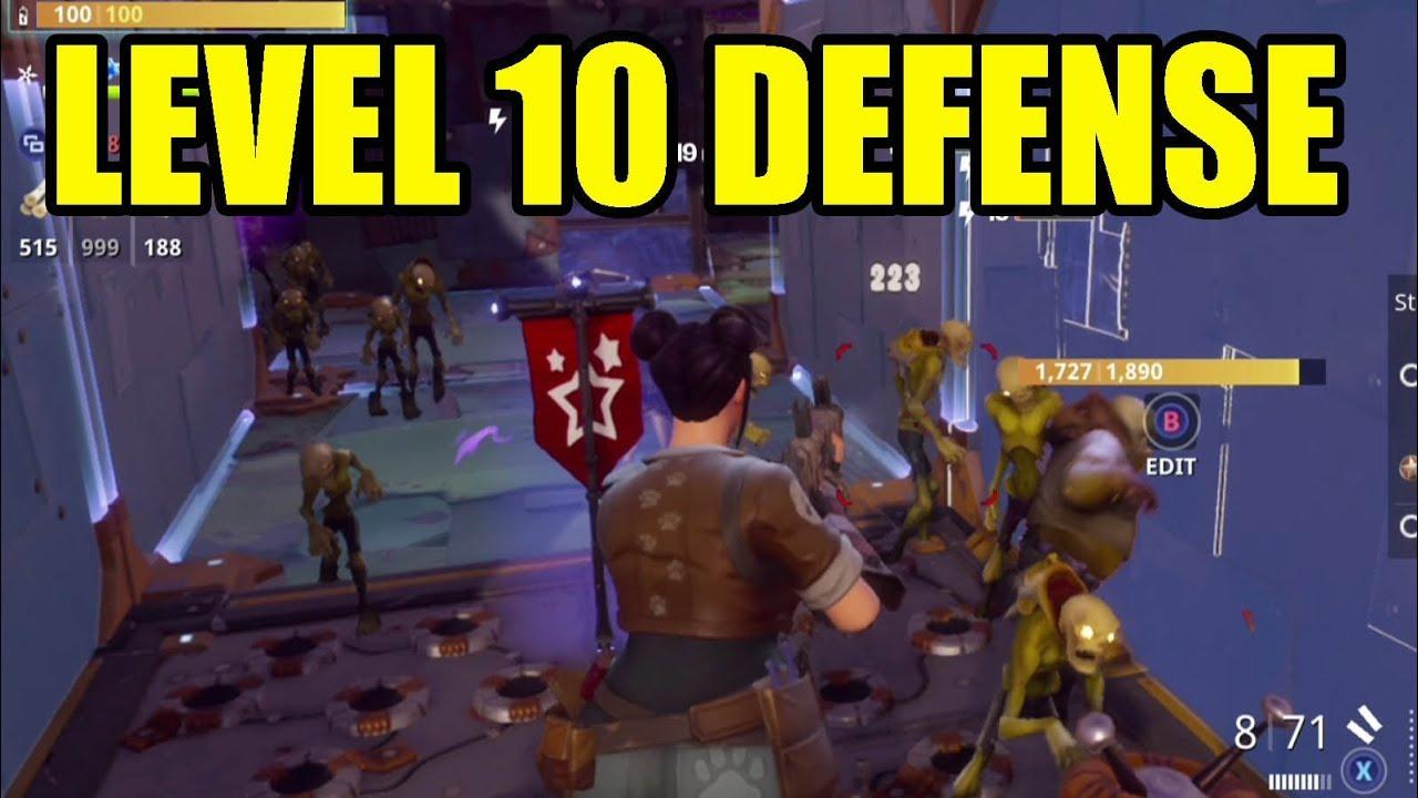 Fortnite Storm Shiled Challenge Fortnite Level 10 Stonewood Storm Shield Amazing Kill Tunnels Youtube