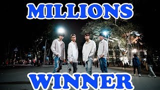 [KPOP IN PUBLIC CHALLENGE] WINNER(위너) - MILLIONS Dance Cover By FGDance From Vietnam