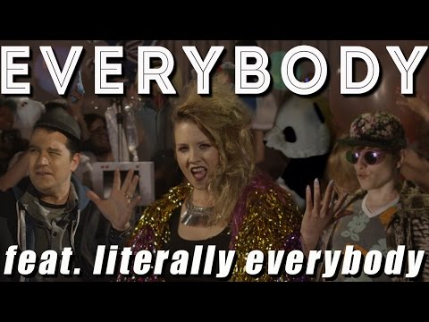 EVERYBODY featuring Literally Everybody