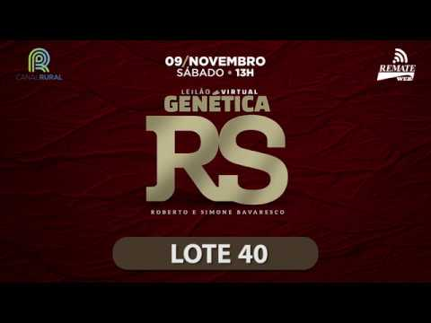 LOTE 40
