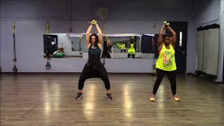 Lucete En La Disco ~ Zin 66 ~ Zumba Toning with Holly Whyte