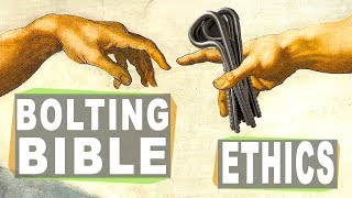 Bolting Bible - Ethics - When and where should we bolt highlines