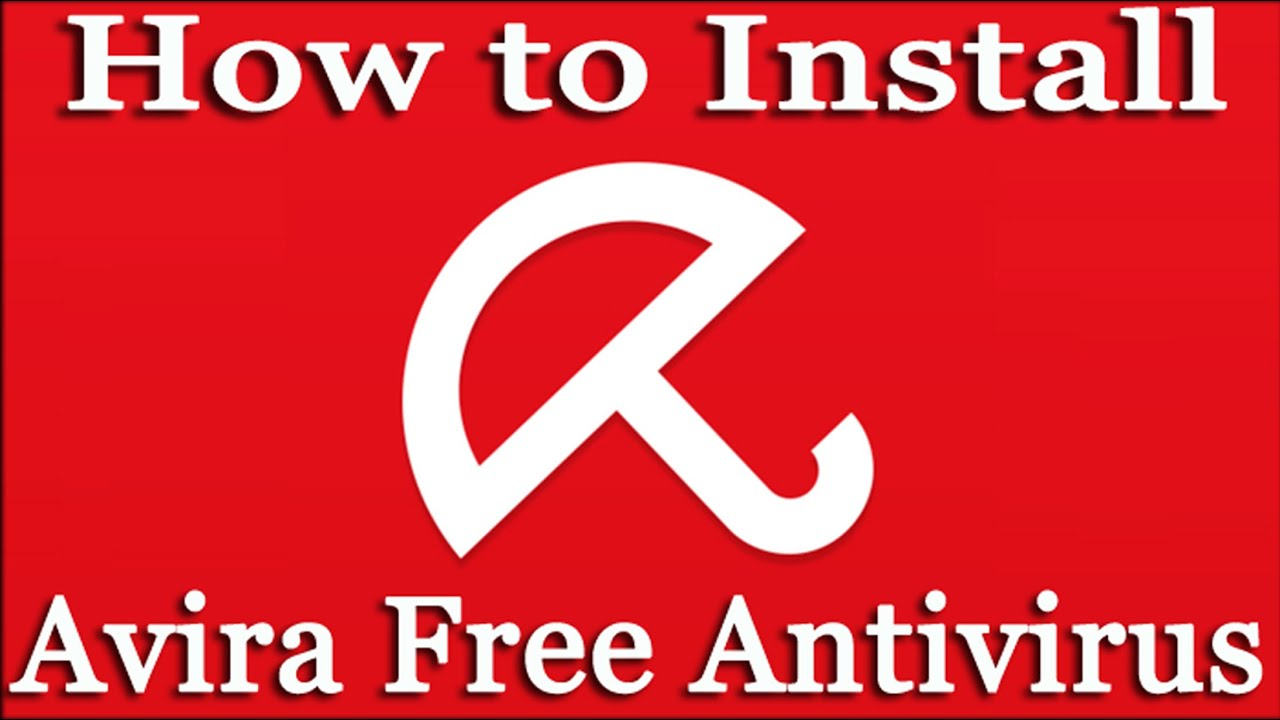 How to Install AVIRA Free Antivirus 2016 | Installing Avira Free Antivirus 2016