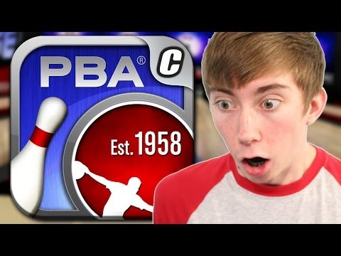 PBA® BOWLING CHALLENGE (iPhone Gameplay Video)