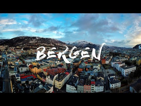 Bergen in the Winter, Norway | travel guide