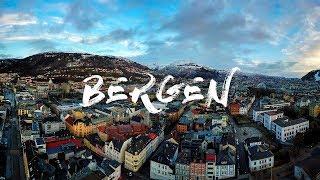 Bergen in the Winter, Norway | travel guide