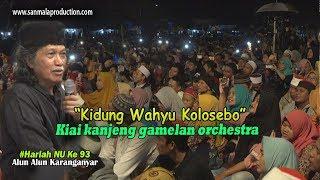 Kidung Wahyu Kolosebo | Kiai Kanjeng Gamelan Orchestra Cak Nun | Lagu Jawa Yang Membuat Merinding