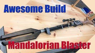 The Mandalorian Blaster - Awesome Build