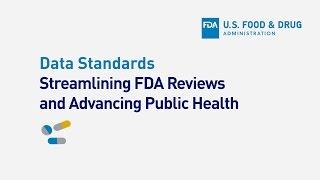 About FDA's Data Standards Program
