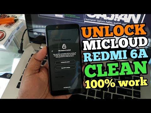 unlock-micloud-redmi-6a-clean-all-fix-all-no-bug-free-100%-work