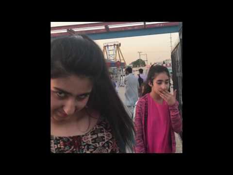 Funfair in Peshawar 🎡