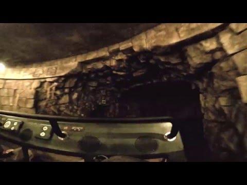 [2K 1440p]TDS インディー・ジョーンズ®・アドベンチャー(最前列・右側) / Tokyo DisneySea Indiana Jones Adventure
