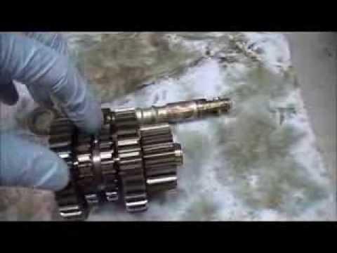 110 Atv Wiring Diagram 2001 2007 Honda Rancher Shifting Problems Youtube