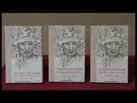VICENT VAN GOGH'S UNPUBLISHED BOOK