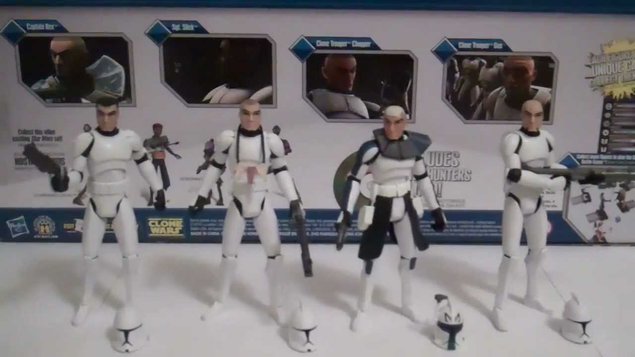 All Star Wars The Clone Wars Toys 21