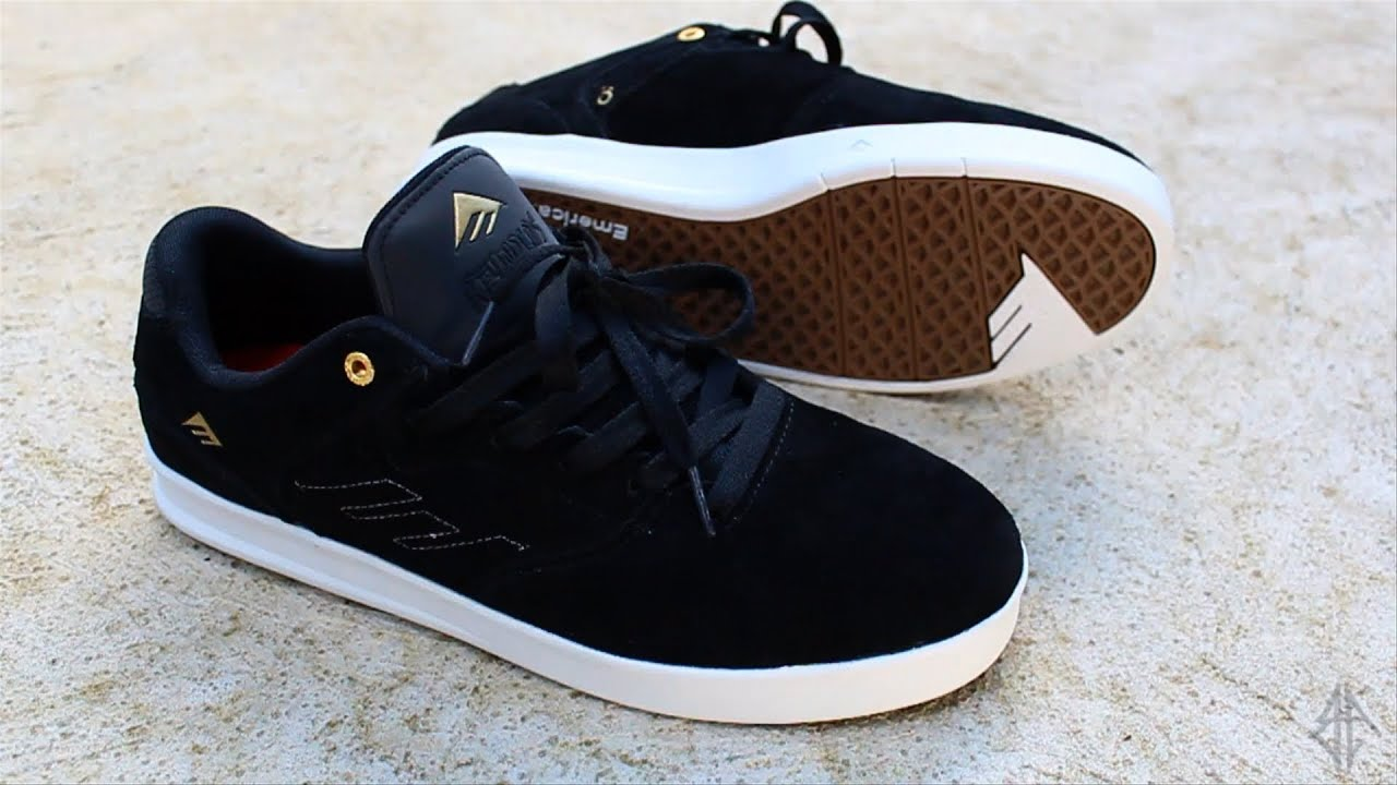 Shoe Review  Emerica  U0026quot The Reynolds U0026quot