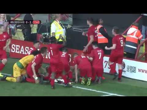 SIDEMEN FC VS YOUTUBE ALLSTARS HIGHLIGHTS 2017