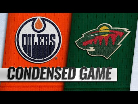 02/07/19 Condensed Game: Oilers @ Wild