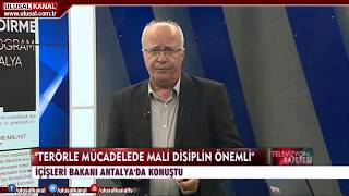 Televizyon Gazetesi- 19 Kasım 2019- Halil Nebiler- Ulusal Kanal
