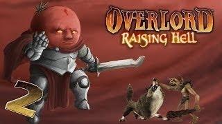 Прохождение Overlord [PC/RUS] - #2 Рождение новой Империи зла!