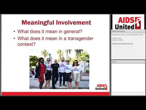 From Good Intentions to Concrete Action: Creating Trans Affirming Services & Grant Initiatives