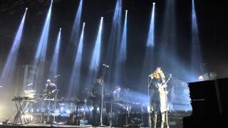 Massive Attack - Unfinished Sympathy live at Klokgebouw, Eindhoven, NL [February 24, 2016]