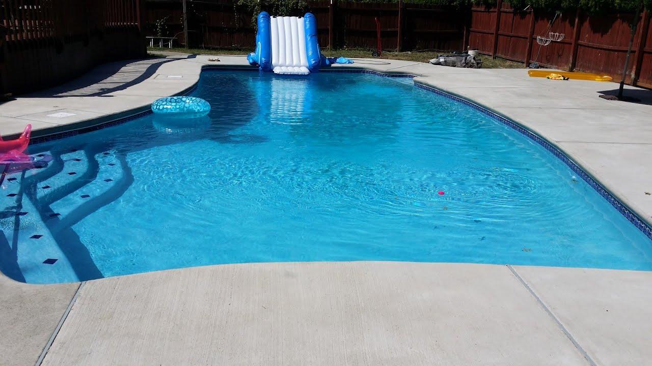 Concrete Pool Renovation, Pool Patio, Tile Installation, Diamond Brite  Plaster   Cinnaminson NJ
