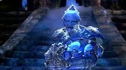 Mr. Freeze in Gotham Museum   Batman & Robin